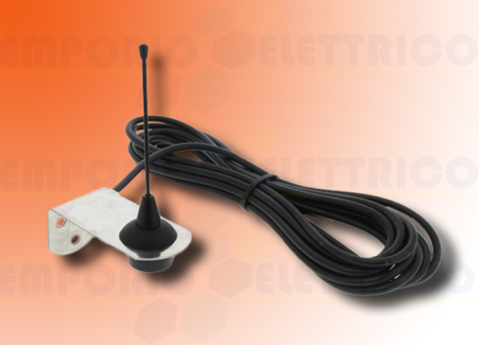 faac antenna for rp/xf/xr2/xr4 receiver with 5mt cable 868 mhz 412006