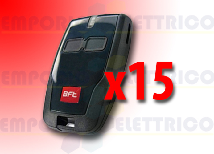 bft 15 2-channel remote controls 433 mhz mitto b d111904