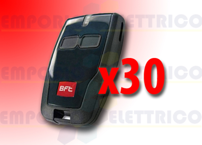 bft 30 2-channel remote controls 433 mhz mitto b d111904